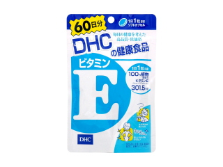 DHC ビタミンE 60日分 袋60粒